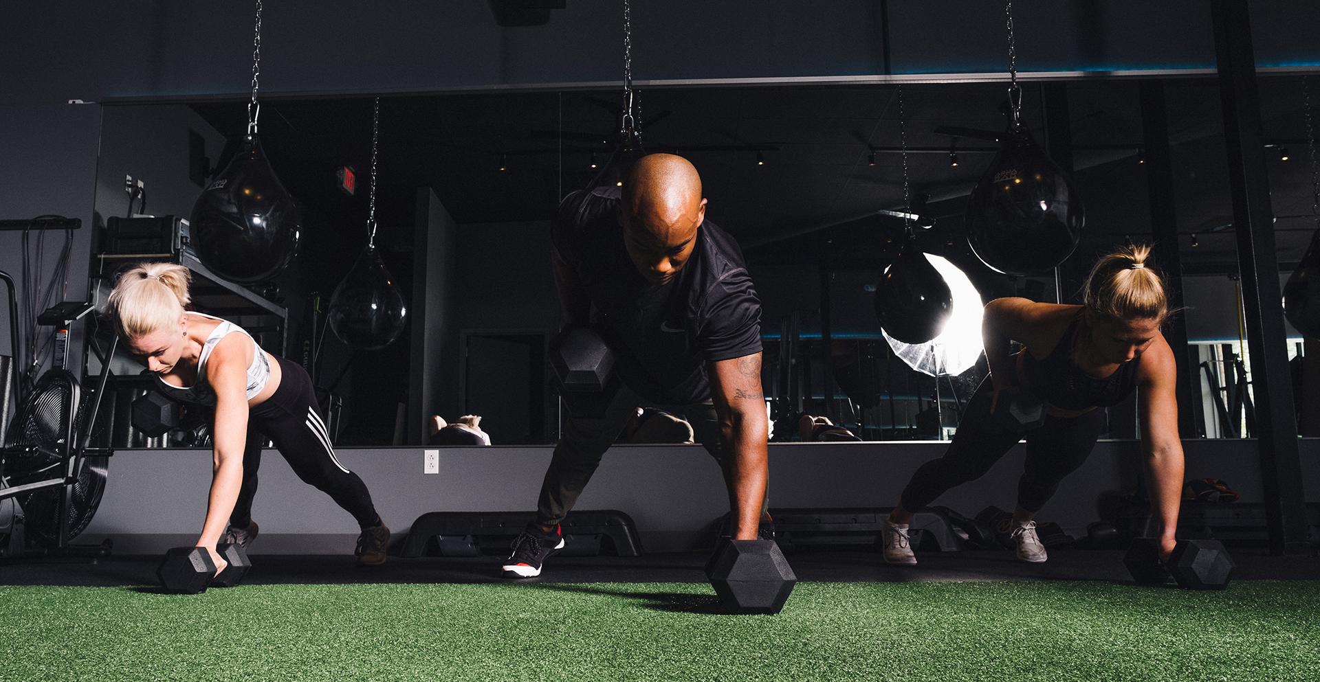 Performance & Strength Training